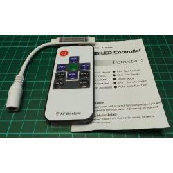Remote Controller For RGB LED Strip