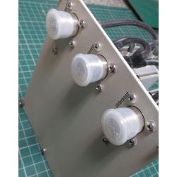 Rackmount signal splitter (High/Low band), Untested (Came from AEG Factory Auction)