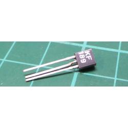 KF189 N RF 15V / 0.025 900MHz TO92
