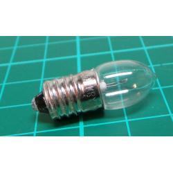 Bulb, E10, krypton, 9V, 0.5A