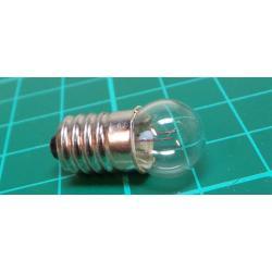 Bulb, E10, 12V, 0.6A