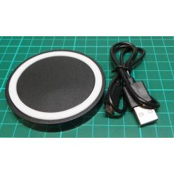 QI Wireless Charging Charger Pad For iPhone Samsung Galaxy S5 LG Nexus Nokia FE