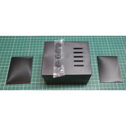 Krabička plastová KP4 110x90x69mm