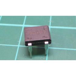 B380C1000DIL diodový můstek 380V~/1A DIL DB107