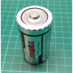 Battery, D(R20), Zn-Cl