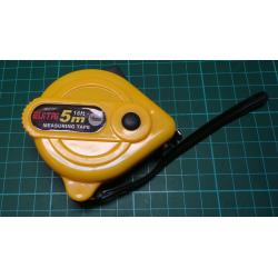Tape Measure, 5m