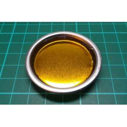 Rosin Flux, in metal dish, 10g