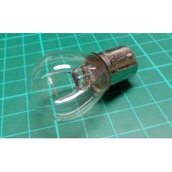 BA15s, Car Bulb, 12V, 21W