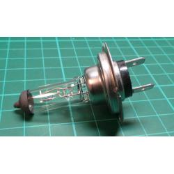 H7 halogen bulb 12V / 55W, socket PX26T