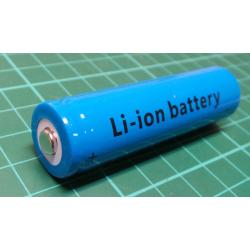 Battery, Lithium, 18650, 3.7V, Li-ion, China Import