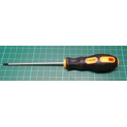 Screwdriver, PH1, 100mm