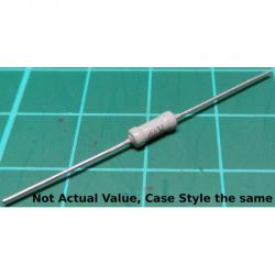 Resistor, 560R, 5%, 0.25W, grey
