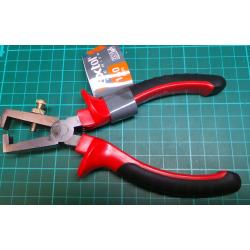 Wire Strippers, adjustable, 160 mm