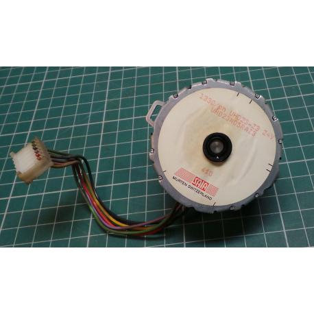 Used Stepper Motor 24v Uhd23no5raz3 133r Dsmcz