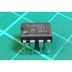 TL062 2xOZ J-FET DIL8