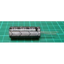 10000u/25V 105° 18x42x10mm, elektrolyt.kondenzátor radiální