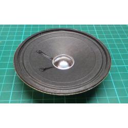 Loudspeaker, 8ohm, 1W, 92mm