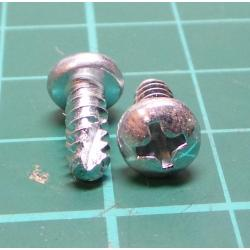 *screw-need size