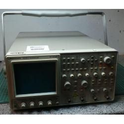 Oscilloscope, panasonic, VP-5516A, working, 100MHz