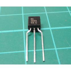 Transistor: PNP, bipolar, 30V, 100 mA, 500mW, TO92