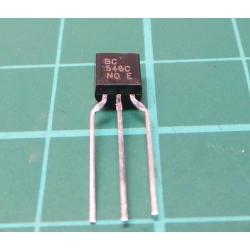 Transistor: NPN, bipolar, 65V, 100 mA, 500mW, TO92