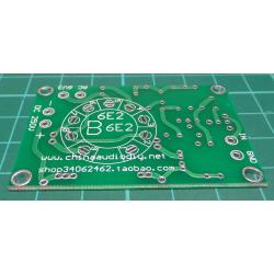 Magic Eye Valve VU Meter, PCB Only, for EM80 6E2 EM87 EM81 EM84 6E5C