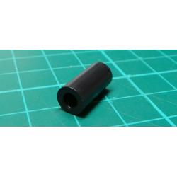 Plastic Standoff / Spacer, F-F, 3.6mm bore, 15mm board height