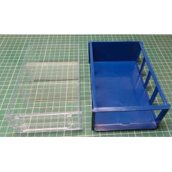 Stacking Plastic Drawers, 150x90x45mm * New Photo