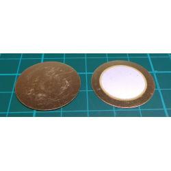 Buzzer pr. 27 mm 90 db / 10cm / 4,2kHz without cover