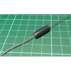 Resistor, 0R1, 5%, 3W, Wirewound, Old Stock