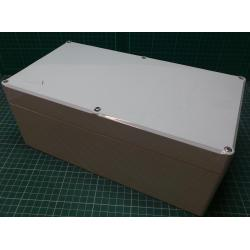 Project Box, Plastic, 300mmX160mmx120mm - OLD STOCK