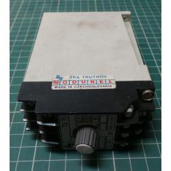 USED Din Rail Relay with Timer