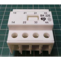 Din Rail Contactor / Circuit Breaker, No Data, Old Stock