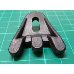 Handle for plastic repro