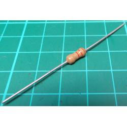 Resistor, 2K2, 5%, 0.5W, Old Stock