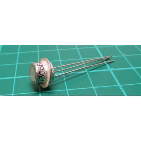 1T308V / GT308V - AF109 Germanium Transistor USSR 20V/120MHz Lot of