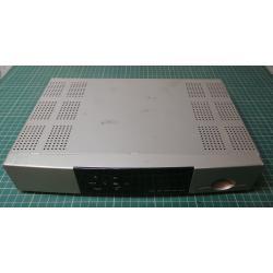 Satellite Reciever, No Remote, With Ethernet + HDMI