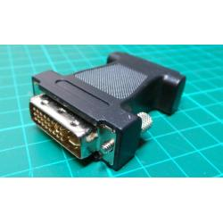 DVI to VGA Adaptor