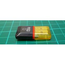 Memory card reader Micro SD