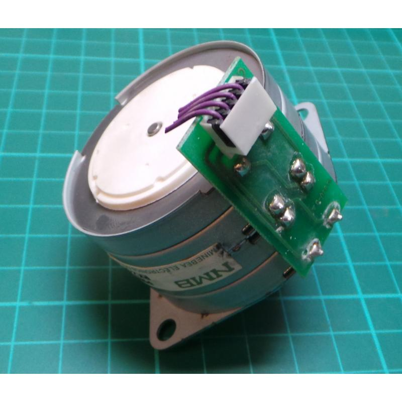 Used Stepper Motor Rk2 0617 01 Dsmcz