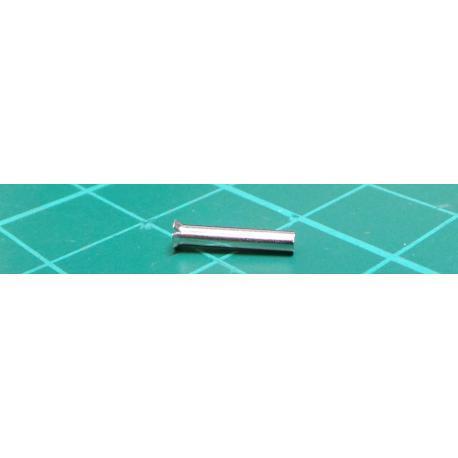 Sleeve 0.75 mm2 cable-metal (EN7506)