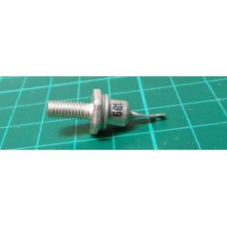 KY189 diode fast 850V / 3A / 300ns, package 500pcs