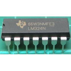LM324N, Quad Op-Amp