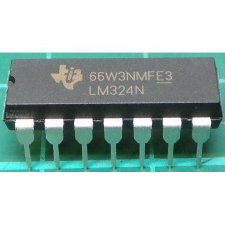 LM324, Quad Op-Amp