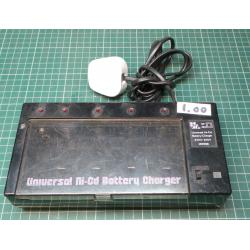 USED Ni-Cd Battery Charger