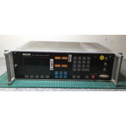 radio code analyser, schlumberger, 4922, powers up ok, don't know how to test