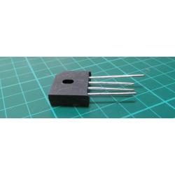 B250C6000 diode bridge ~ 250V / 6A wire. KBU6J