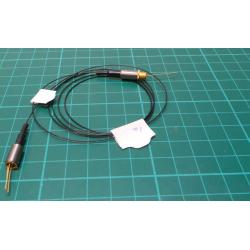 Optocoupler, with 100cm fibre, WK16418