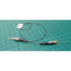 Optocoupler, with 30cm fibre, WK16418
