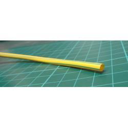 Smršťovací bužírka 3,0/1,5mm žlutozelená, balení 200m